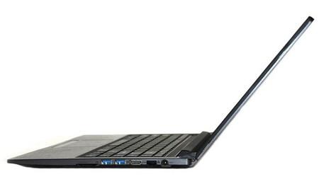 """Eurocom Armadillo es una hermosa Ultrabook de 14"""" con pantalla multi-tácti"""