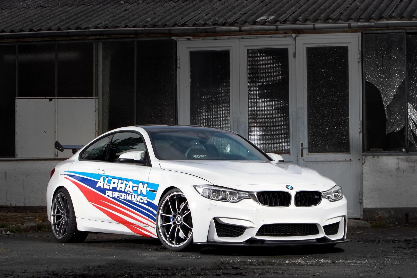 Foto de BMW M4 RS (1/9)