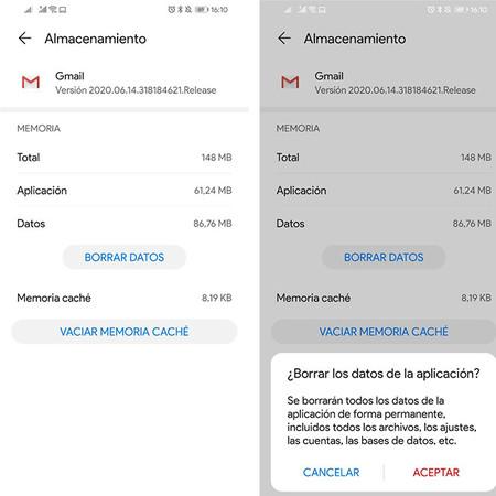 Gmailborrar