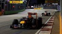 GP de Singapur 2011, sesiones libres 3 y clasificación