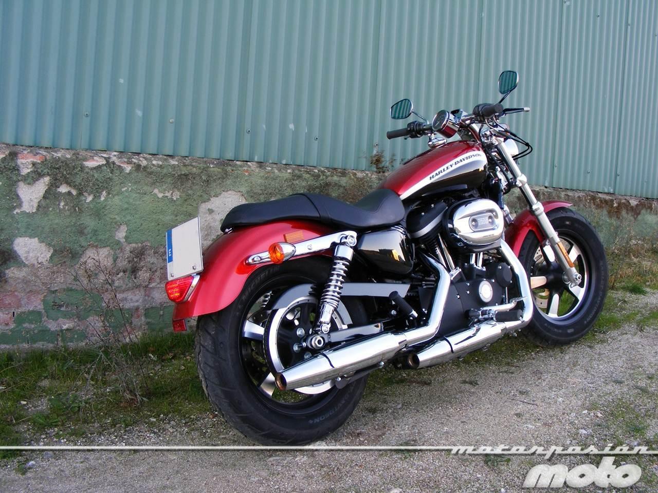 Foto de Harley-Davidson XR 1200CA Custom Limited (57/65)