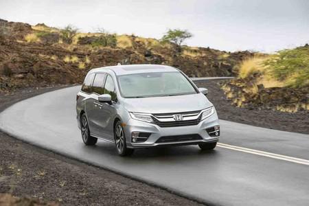 Honda Odyssey 0126