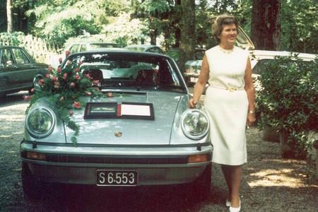 Porsche 911 Louise Piech