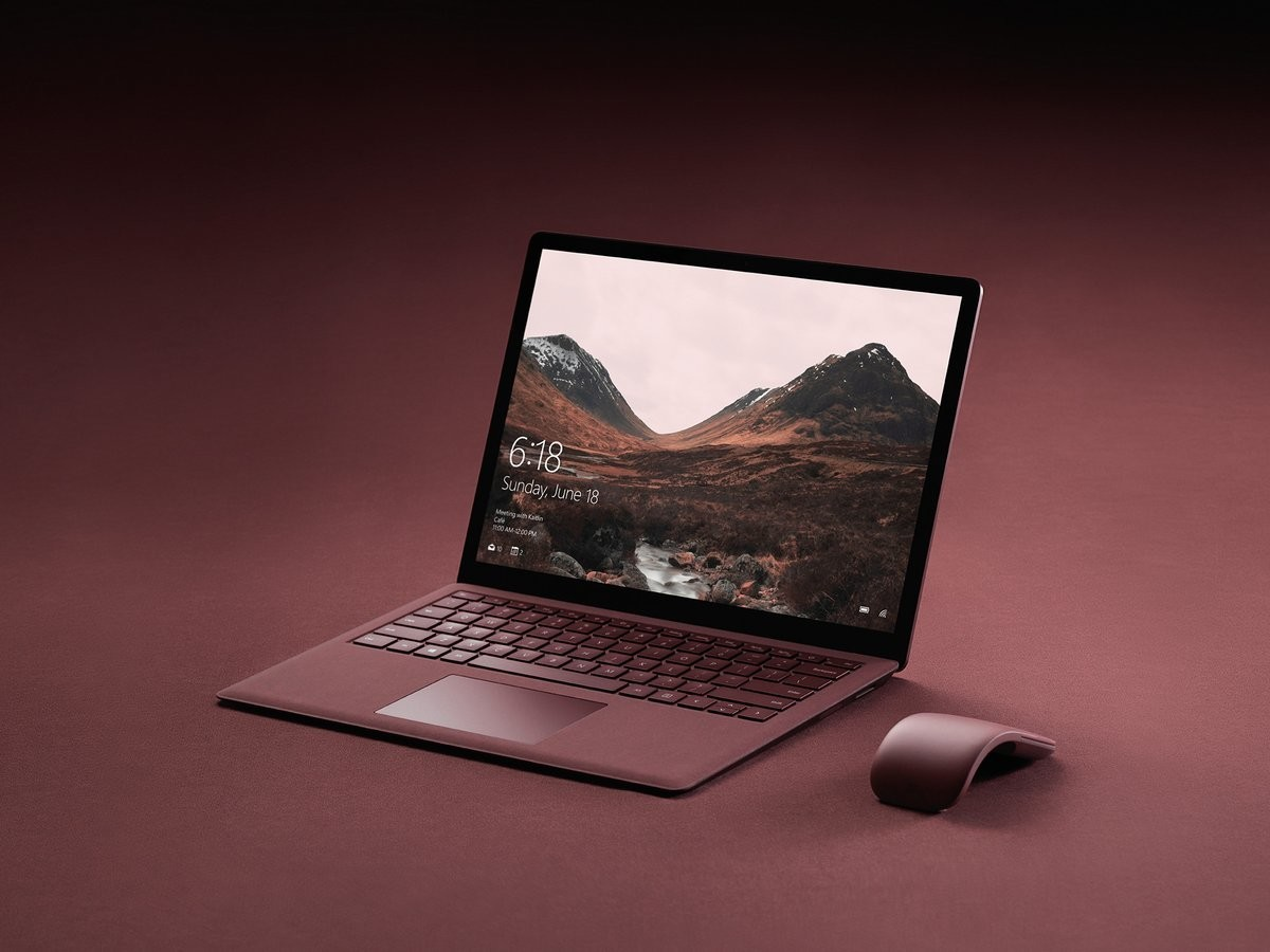 Foto de Surface Pro 5 (7/13)
