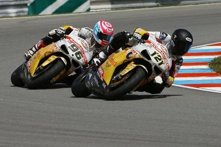El Liberty Racing se borra de la cita rusa del Mundial de Superbikes