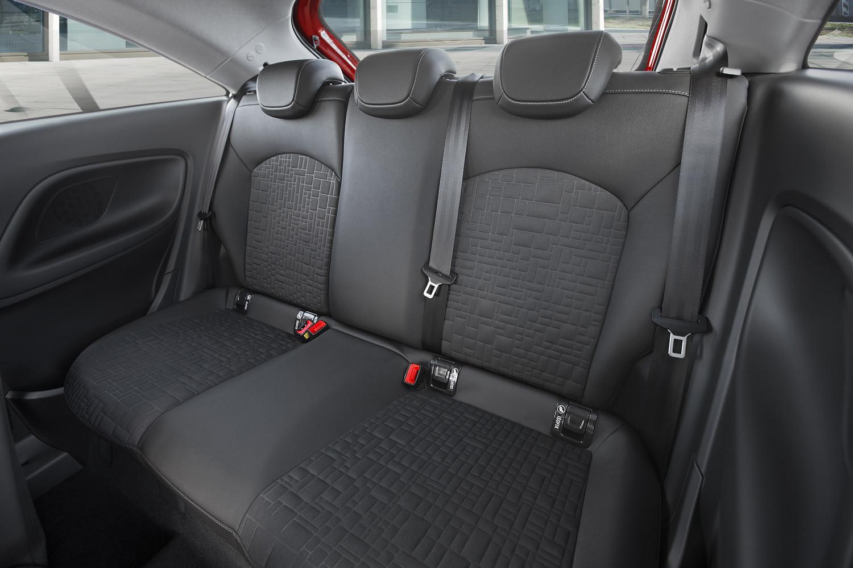 Foto de Opel Corsa (comparativa) (32/47)