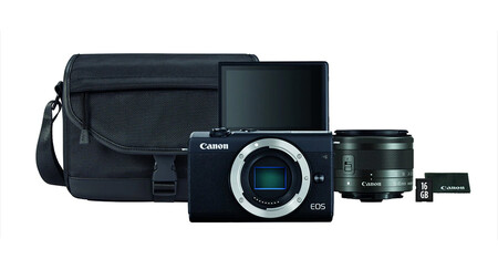 Canon Eos M200 Pack