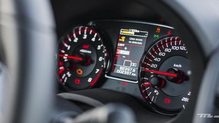 Subaru Wrx Sti 2018 Prueba 041