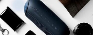 LG pone a la venta su nueva gama de altavoces XBOOM Go: el PL7, PL5 y PL2 llegan con Bluetooth 5.0 y sonido afinado por Meridian