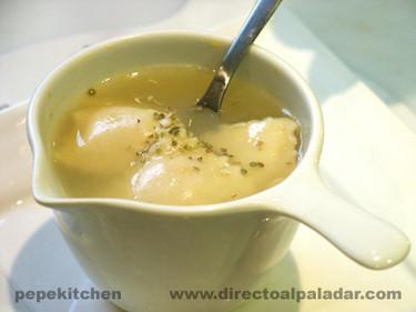 Cómo hacer raviolis. Receta de raviolis de calabaza