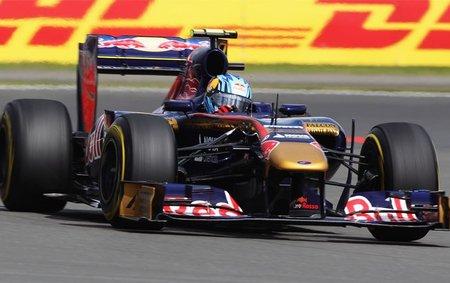 GP de Gran Bretaña F1 2011: Jaime Alguersuari vuelve a estar en los puntos con una buena décima posición