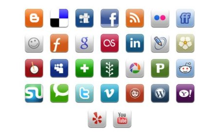 ¿Merece la pena incluir botones sociales en una página o blog?
