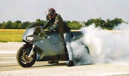 La moto más rápida del mundo: MTT Y2K
