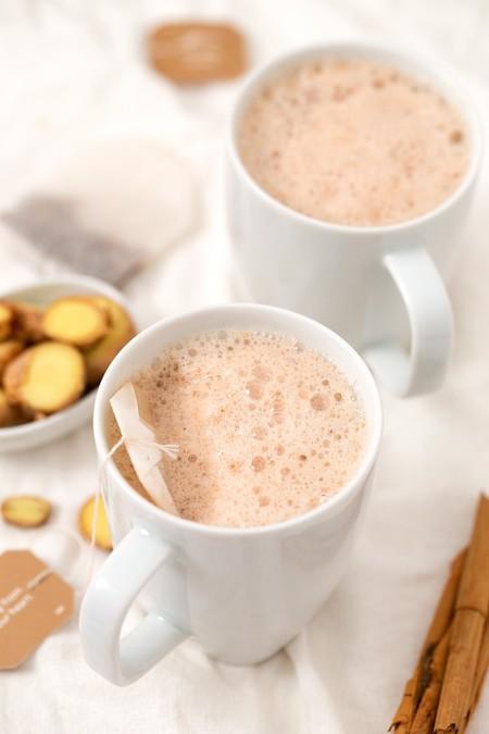 Latte De Jengibre