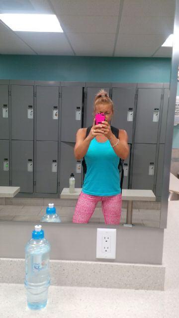Selfies en gimnasio podrían estar relacionados a problemas psicológicos