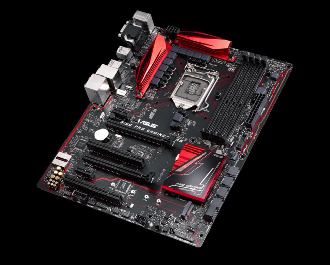 Asus B150pro Gaming Aura Supremefx Pcb