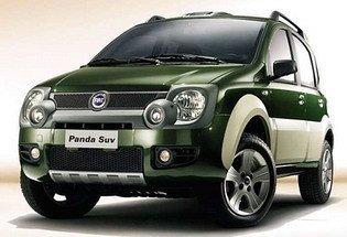 Fiat Panda Cross SUV