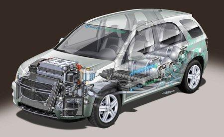 General Motors no cree en la pila de combustible de hidrógeno a corto plazo