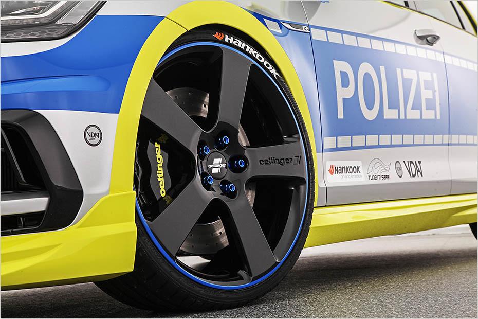 Foto de Volkswagen Golf 400R Oettinger (6/7)