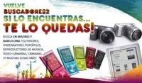 """Gana cámaras, portátiles, reproductores Blu-Ray o televisores en el concurso """"Buscadores"""" en el Club de Genbeta"""