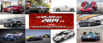 Mejor coche aspiracional: Lo mejor de 2014 en Motorpasión