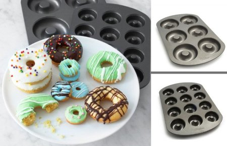 Moldes para donuts de Wilton