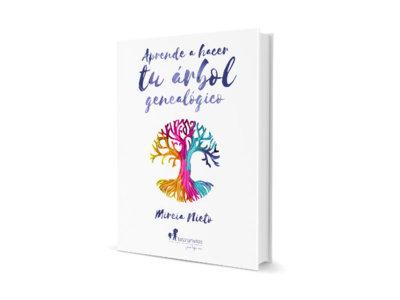 'Aprende a hacer tu árbol genealógico', de Mireia Nieto