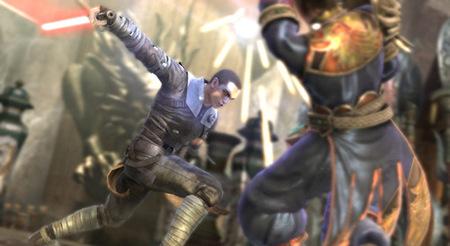 Starkiller en Soul Calibur IV
