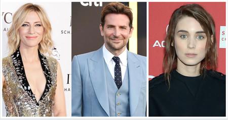 Del Toro recupera al dúo de 'Carol': Rooney Mara y Cate Blanchett se unen a Bradley Cooper en 'Nightmare Alley'