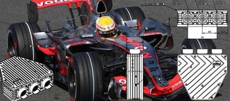 Desarrollos extremos, FIA Formula One ECU