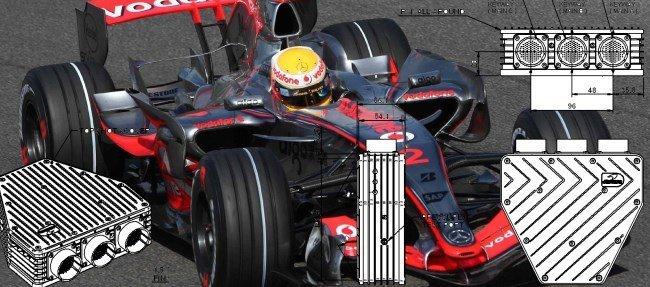ECU F1 Portada