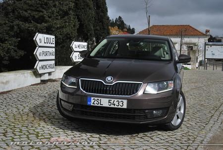 Škoda Octavia, presentación y prueba en Portugal (parte 1)