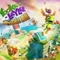 Yooka-Laylee and the Impossible Lair es el último juegazo que podéis descargar gratis en la promoción navideña de Epic Games Store
