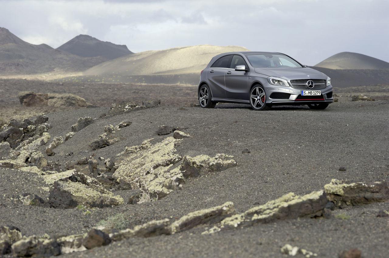 Foto de Mercedes-Benz Clase A 2012 (38/67)