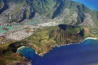 Trekking en Diamond Head: atravesando una base militar para tener la mejor panorámica de Honolulu
