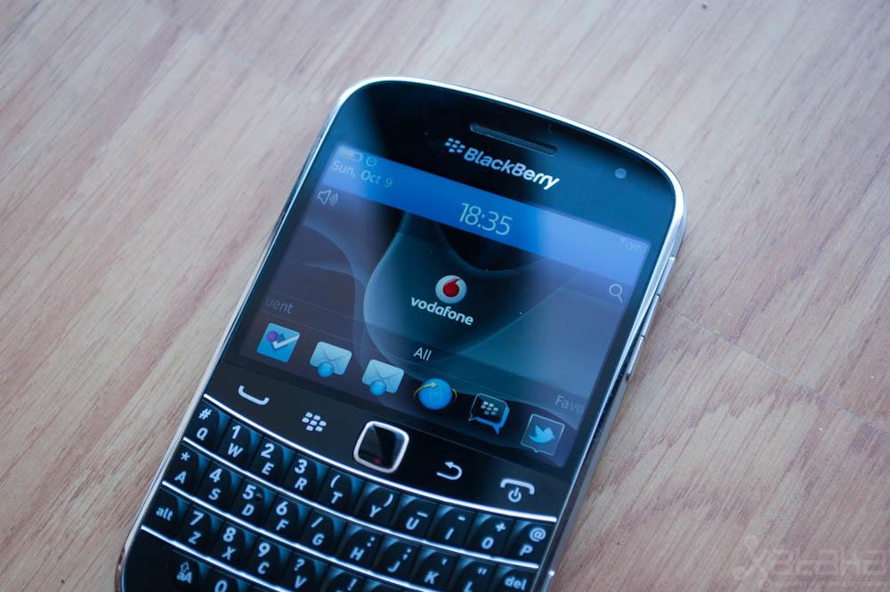 Foto de Blackberry Bold 9900, análisis (6/19)