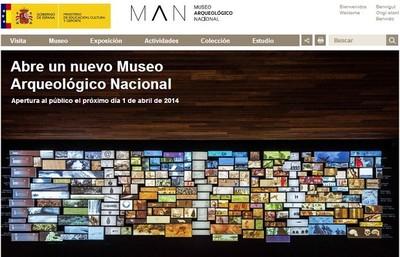 Reabre el Museo Arqueológico, con entradas gratis hasta el 27 de abril