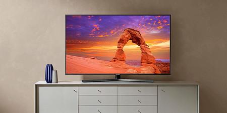 """Black Friday 2019: Samsung 50RU7405, Smart TV 4K de 50"""" con Apple TV app y AirPlay por 449,99 euros en Amazon"""