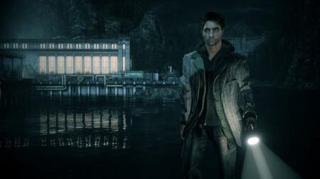 Aquí tienes siete minutos de angustioso gameplay en 4K del próximo Alan Wake Remastered