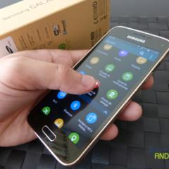 Foto 16 de 19 de la galería samsung-galaxy-s5-mini-diseno en Xataka Android