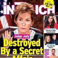 La juez Judy (inserte música de suspense)
