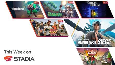 Terraria y Moonlighter entre los juegos que formarán parte de Stadia Pro en julio