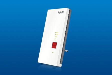 AVM trae a España su nuevo extensor de redes WiFi FRITZ!Repeater 2400 con velocidades de hasta 2.333 Mbps