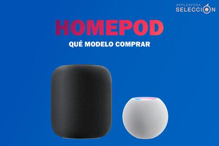 """Qué HomePod comprar (2020): qué altavoz """"inteligente"""" de Apple elegir para el hogar"""