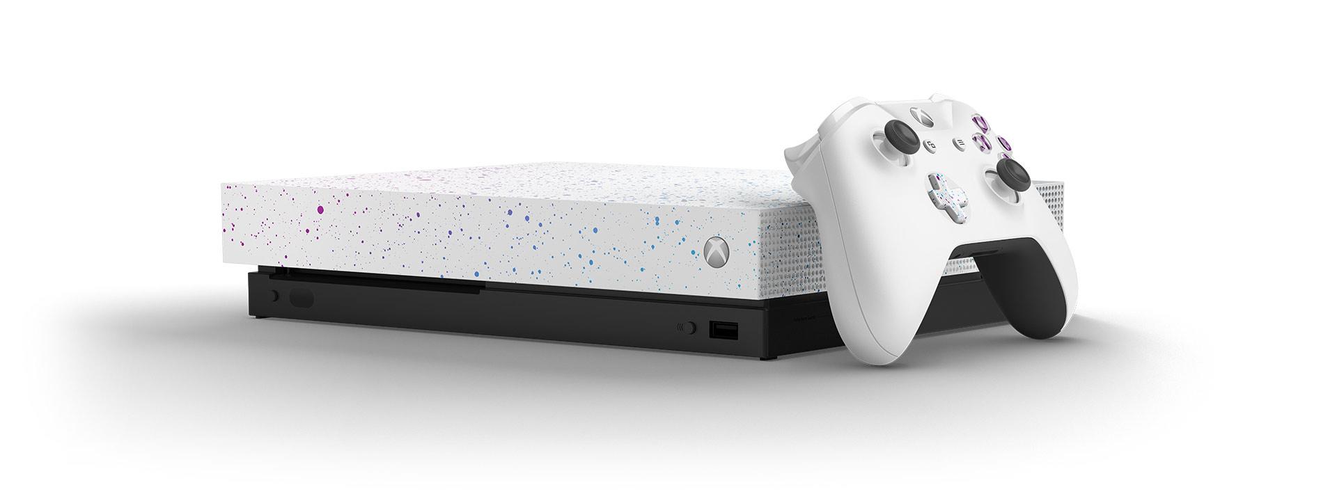 Xbox One X Edición Hyperspace