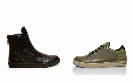 Steve Madden Ja Rule Footwear Collection