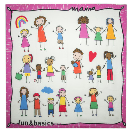 Panuelo Fun Basics Dia De La Madre