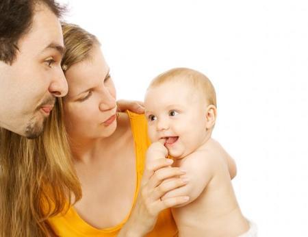 Dudas dentición del bebé