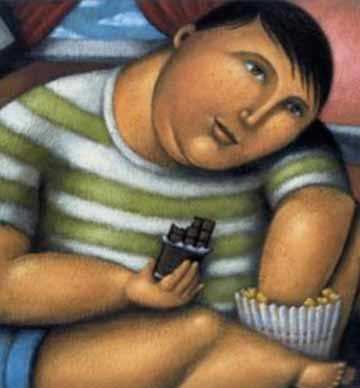 Padres preocupados por la obesidad infantil