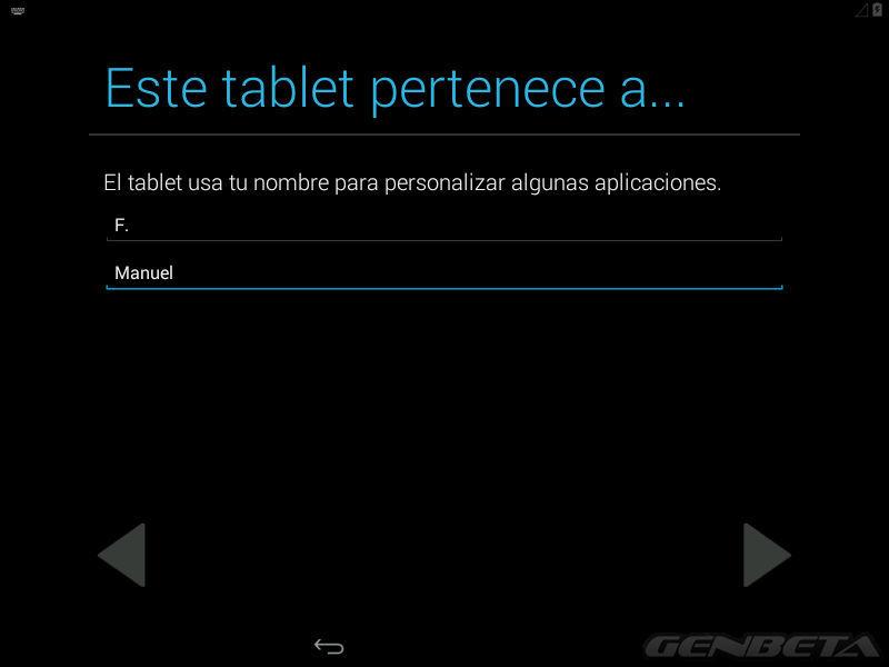 Foto de Android-x86, test de compatibilidad (15/20)